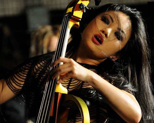 Tina Guo – Cello