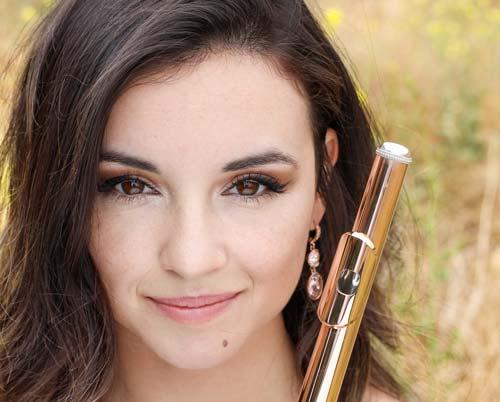 Shannon Canchola – Flute