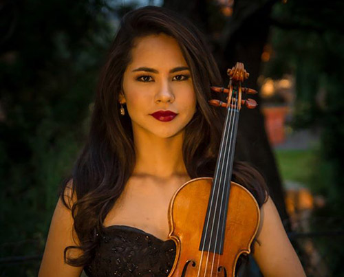 Michelle Jade – Violin
